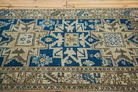 Blue And Gold Rug Shirvan Rugs Westchester Ny Rugs