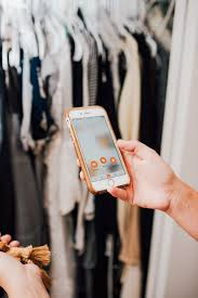 organizing my closet and jewelry with the snupps mobile app