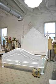 White Shabby Chic Bed by Shabby Chic Romantic Beds
