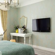 Barock Schlafzimmer Essen 5m Hellblau Elegant 3d Optik Vlies Tapete Fototapeten Barock
