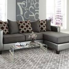 Grey Silver Sofa Silver And Grey Couch Mulberry Graphite From Americanfreight Us