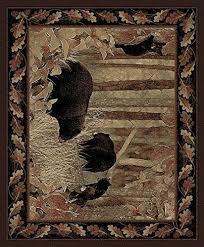 black bear rugs amazon com