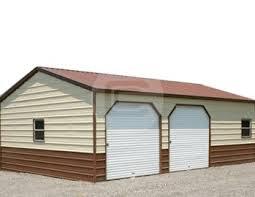 Garage With Carport Metal Garages For Sale Steel Carport Rv Garage Building Prices