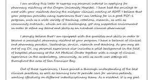 pharmacy residency letter of intent sample album on imgur