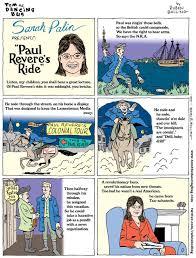 paul revere s ride book tom the bug wadsworth palin recites paul revere s