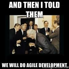 Agile Meme - g technology
