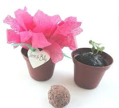 seed bomb wedding favors may day ideas wedding shower seed bomb