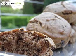 cuisiner la chataigne mini cakes à la farine de châtaigne et au chocolat végétalien