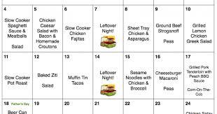 printable shot recipes menu plan archives mom s bistro