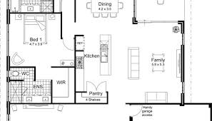 one story open floor plans luxamcc org