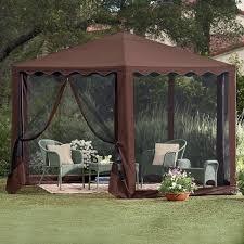 Outdoor Patio Canopy Gazebo Ideas For Patio Canopy Gazebo Home Decor By Reisa Outdoor Swings