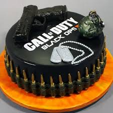 call of duty birthday cake call of duty birthday cake call of duty black ops iii 14th