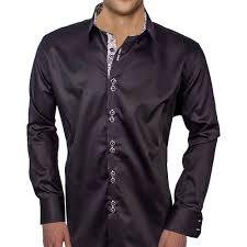 light grey dress shirt black with grey paisley dress shirts