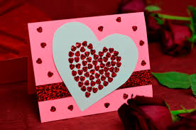 Homemade Valentines Gifts For Him by Top 10 Ideas For Valentine U0027s Day Cards Creative Pop Up Cards