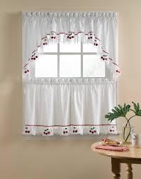 unique kitchen curtains home design ideas and pictures regarding