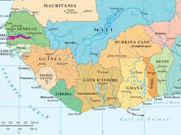 World Map Lagos by One Of The World U0027s Biggest Chocolate Companies Is Very Afraid Of