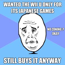 Wii U Meme - nintendo wii u meme