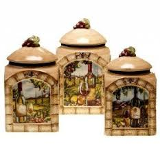 Kitchen Decorative Canisters by Decorative Kitchen Canisters Sets U2039 Decor Love