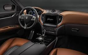 custom maserati interior 2018 maserati ghibli luxury sports car maserati usa