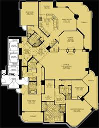 panorama towers floor plans 2747 paradise road 3504 las vegas nv 89109 at turnberry place