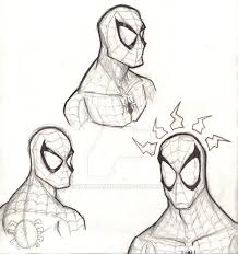 spiderman head shots deathrattlesnake deviantart