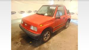 chevy tracker 1995 car shipping rates u0026 services geo tracker