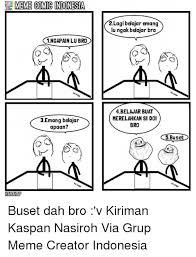 Buat Meme Comic - 25 best memes about indonesian language meme and memes