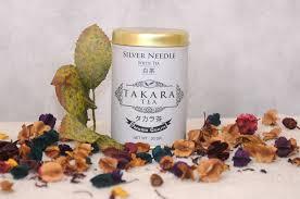 Teh Putih white tea atau teh putih premium tea takaratea