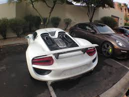 Porsche 918 Body Kit - vwvortex com my time with the porsche 918 991 turbo and some