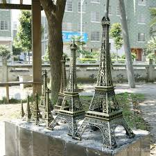 wedding decoration supplies 2015 new wedding table centerpieces eiffel tower model