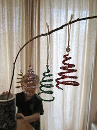 beaded christmas tree ornaments tutorial folk haven