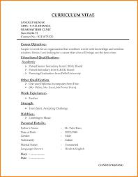 new resume formats resume peppapp