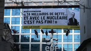 siege edf le siège d edf bloqué par des militants greenpeace