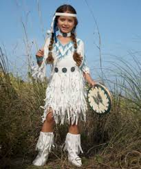 this is what paige wants for next years costume native american