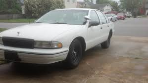 curbside classic 1995 chevrolet caprice classic u2013 engineers u0027 choice