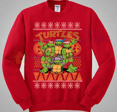 turtles tmnt sweater mpcteehouse