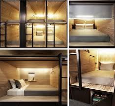 Hotel Interior Design Singapore Pod In Singapore High Class Hostel Meets Capsule Hotel