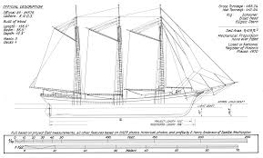Model Boat Plans Free by Historic Lumber Schooner Wawona The Model Shipwright