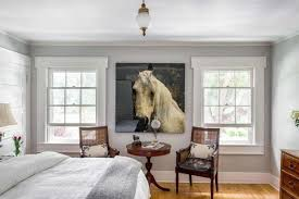 staging a room to sell your house hang a horse painting curbed la