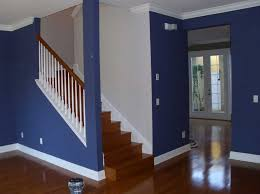 paint colors for home interior how much to paint a house interior with blue and white wall colors