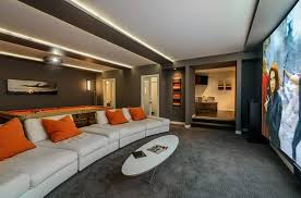 Game Room Interior Design - game and entertainment rooms featuring witty design ideas