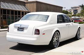 rolls royce white phantom 2007 matte rolls royce phantom 26 u0027 gfg u0027s for grabs mnb