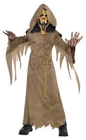 Reaper Halloween Costume Grim Reaper Death Kids Fancy Dress Halloween Horror Skeleton