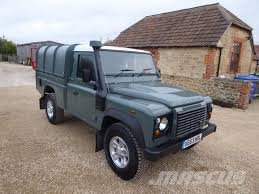 range rover defender pickup used land rover defender 110 high capacity pick up cars year 2014