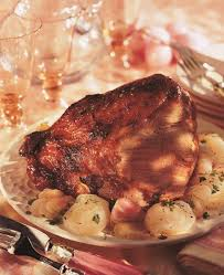 cuisiner une palette de porc recette palette de porc tendre caramélisée aux petits légumes