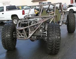 jeep rock crawler buggy about us goat built