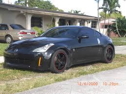 nissan 350z matte black amazingi0 u0027s profile in miami fl cardomain com