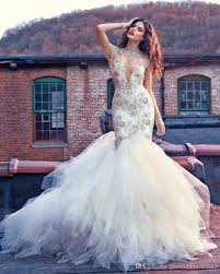 luxury mermaid wedding dresses fashionable wedding dresses princess wedding dress the