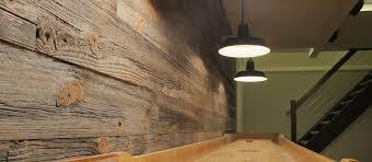 milled barnwood paneling interior wall paneling elmwood