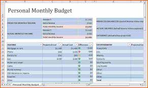Household Budget Spreadsheet Template Monthly Household Budget Templatememo Templates Word Memo
